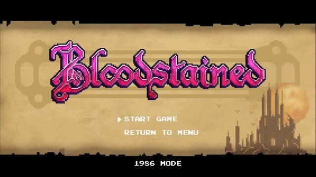 """Bloodstained: Ritual Of The Night se """"convierte"""" en Castlevania si haces el Código Konami."""