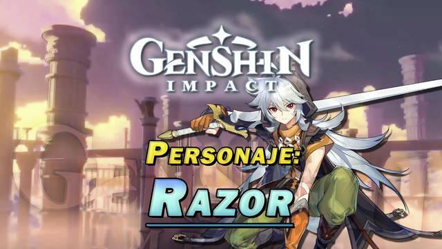 Razor en Genshin Impact: Cómo conseguirlo y habilidades