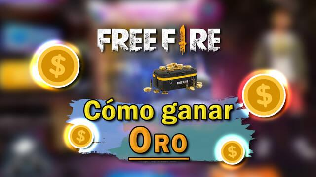 Free Fire: Cómo ganar Oro rápido y fácil (todos los métodos)