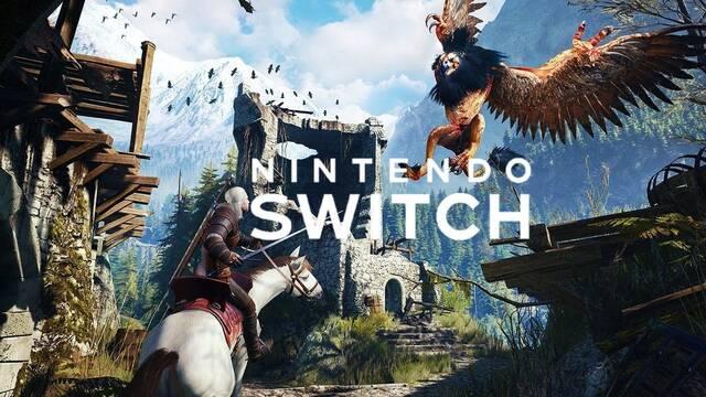 The Witcher 3 y su relanzamiento en Switch