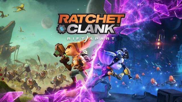 Ratchet & Clank: Una Dimensión Aparte ya tiene fecha de lanzamiento: 11 de junio en PS5.