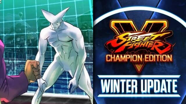 Eleven será el nuevo luchador de Street Fighter V.
