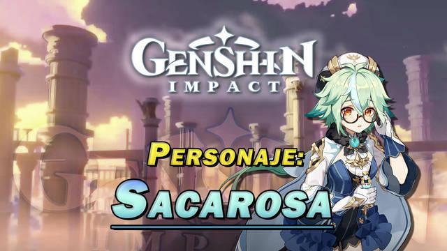 Sacarosa en Genshin Impact: Cómo conseguirla y habilidades