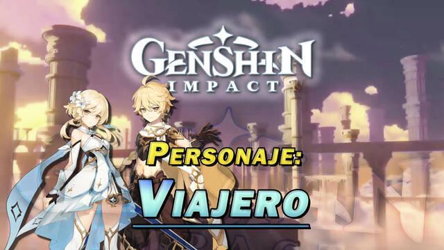 Viajero en Genshin Impact: Cómo conseguirlo y habilidades