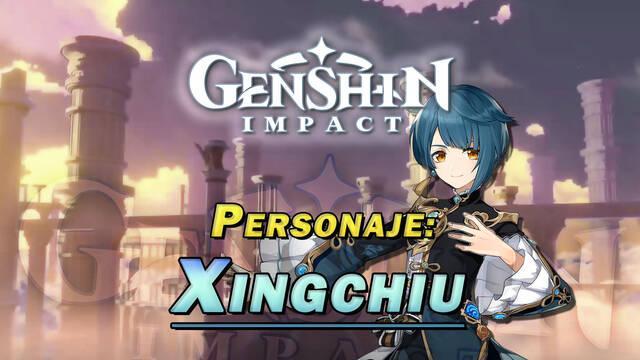 Xingchiu en Genshin Impact: Cómo conseguirlo y habilidades