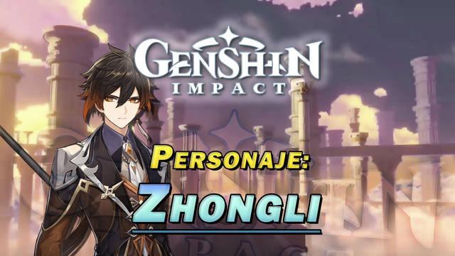 Zhongli en Genshin Impact: Cómo conseguirlo y habilidades