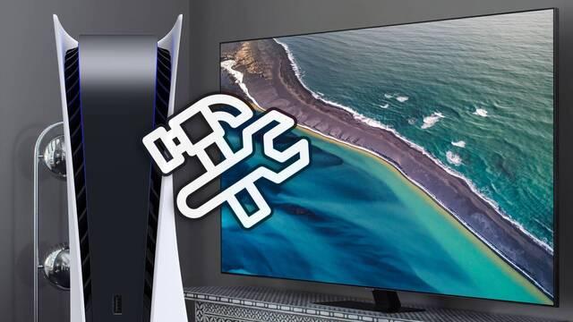 PS5 se actualizará en marzo para funcionar a 4K y 120Hz con HDR en TVs Samsung,
