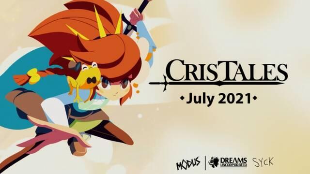 Cris Tales confirma su lanzamiento en julio para todas las plataformas.