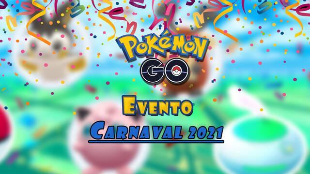 Pokémon GO - Evento de Carnaval en Latinoamérica; fecha, bonus y detalles