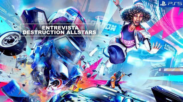 Entrevista Destruction AllStars