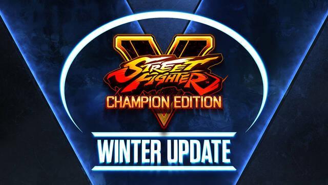 Street Fighter 5 novedades quinta temporada
