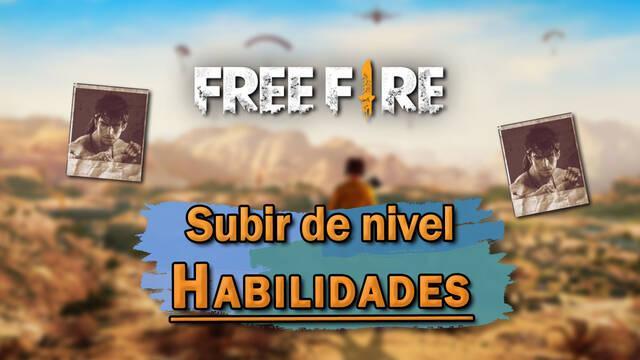 Free Fire: Conseguir fragmentos de memoria y subir de nivel a los personajes