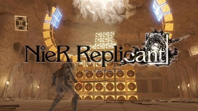 10 minutos de gameplay de NieR Replicant ver.1.22474487139….