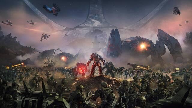 Halo Wars 3 no está en desarrollo.