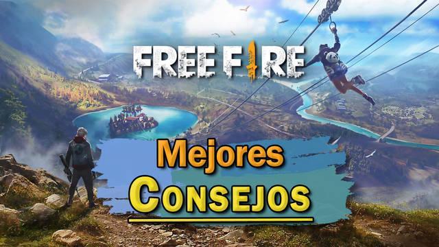 Free Fire: Los MEJORES consejos para ganar partidas y sobrevivir