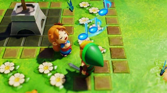 El estudio de The Legend of Zelda: Link's Awakening está trabajando en un nuevo proyecto