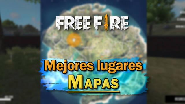 Mapas de Free Fire: Mejores lugares y zonas con loot de alta calidad