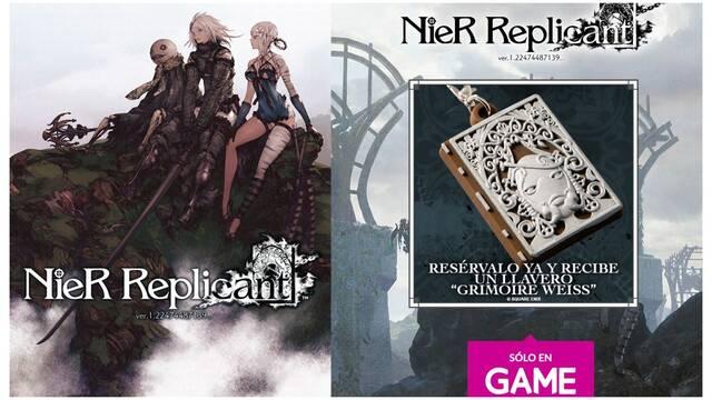 GAME abre las reservas de NieR Replicant ver.1.22474487139….