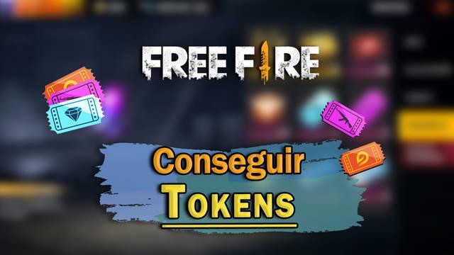 Tokens de Free Fire: Tipos, cómo conseguirlos y para qué sirven