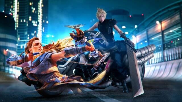 Final Fantasy 7 Remake se inspiró en Horizon
