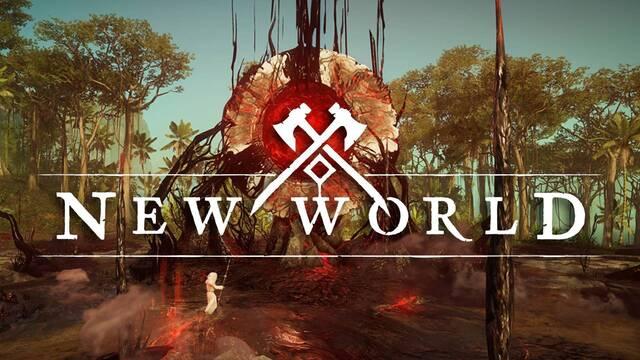 New World, el MMO de Amazon, se retrasa hasta el 31 de agosto.