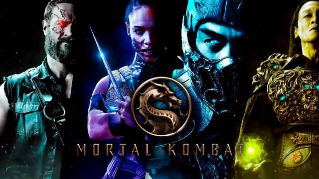 Mortal Kombat película primer tráiler