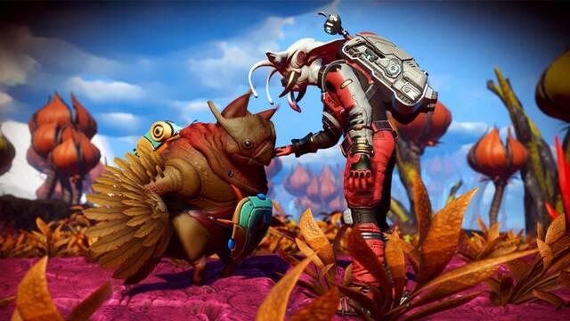 No Man's Sky: Companions, la actualización de mascotas alienígenas, ya disponible.