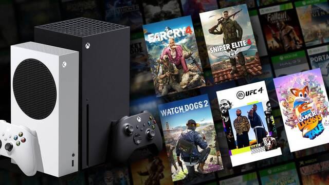 FPS Boost, la nueva tecnología de Xbox Series X/S que duplica el framerate de juegos retrocompatibles seleccionados.