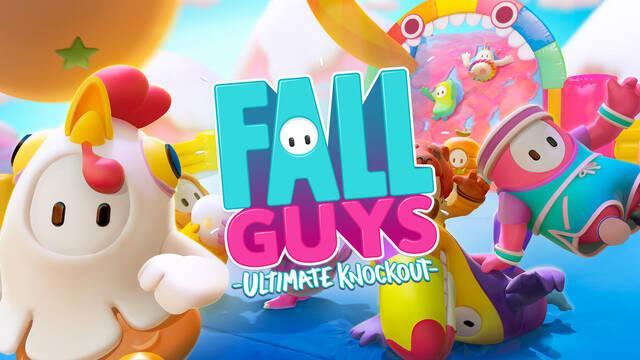 Fall Guys Ultimate Knockout Nintendo Switch fecha de lanzamiento