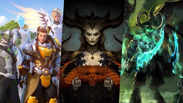 Anuncios BlizzConline 2021 filtración Diablo 2 remake Overwatch 2 WoW Burning Crusade Classic