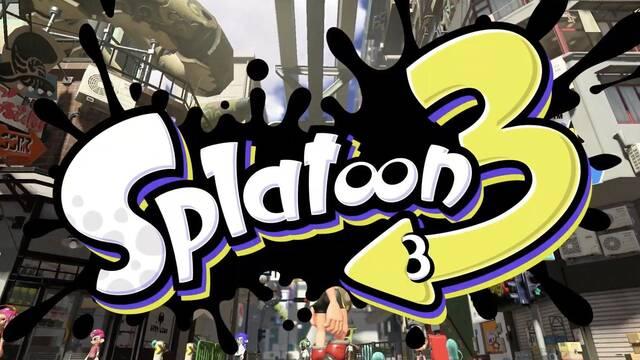Splatoon 3 Nintendo Direct tráiler Switch
