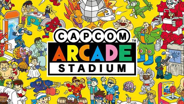 Capcom Arcade Stadium anunciado en PS4, Xbox One y PC, a la venta en Switch