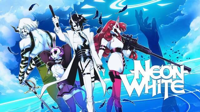 Annapurna Interactive lanzará Neon White este invierno en PC y Switch.