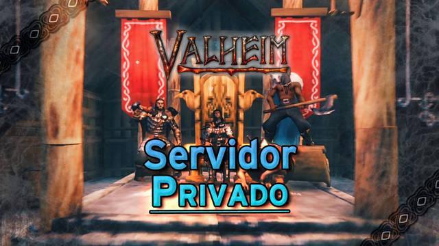 Valheim: Cómo crear un servidor privado y dedicado (fácil)