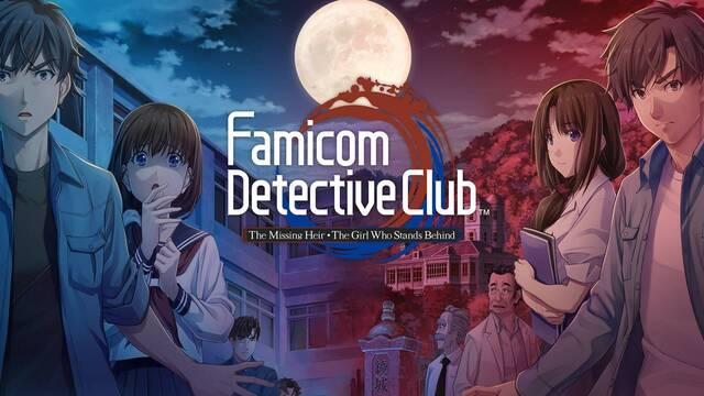 Los remakes de Famicom Detective Club llegarán a las Switch europeas el 14 de mayo.