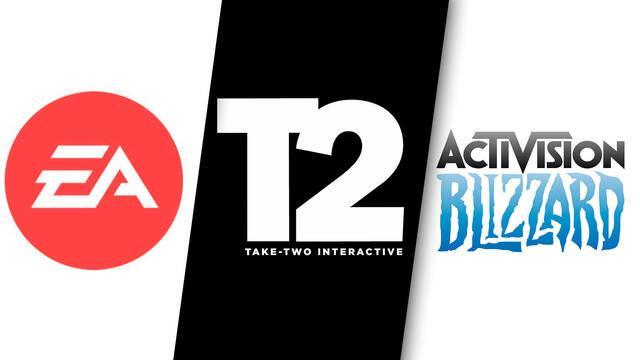 Inversión en EA, Take-Two y Activision