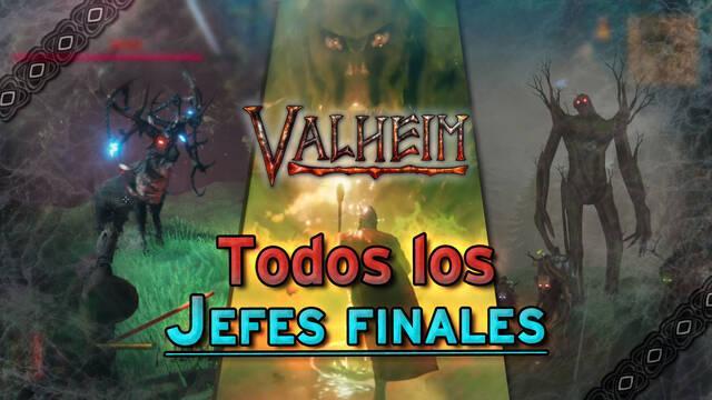 Todos los Jefes finales de Valheim: Cómo invocarlos y derrotarlos