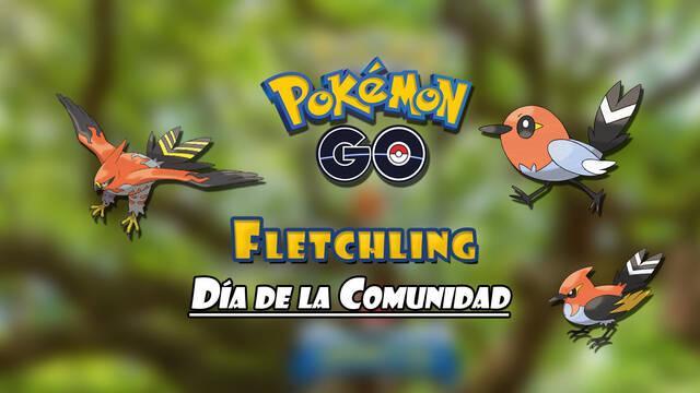 Pokémon GO: Día de la Comunidad de Fletchling en marzo; fecha y detalles
