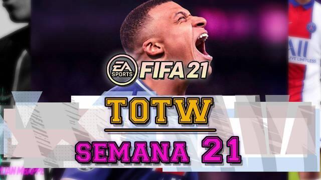FIFA 21 - TOTW 21: Ya disponible con Lukaku, Aubameyang y Llorente