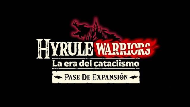 El pase de expansión de Hyrule Warriors: La era del cataclismo ya se puede comprar en Switch.