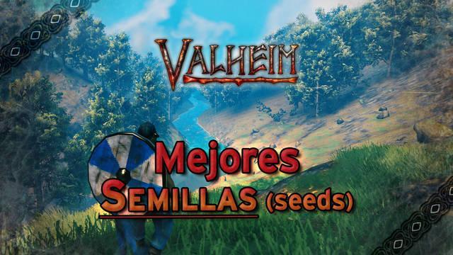 Valheim: Las MEJORES semillas para mundos, biomas, recursos y más