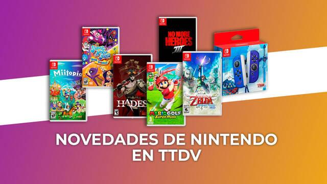 Tu Tienda de Videojuegos Nintendo Direct