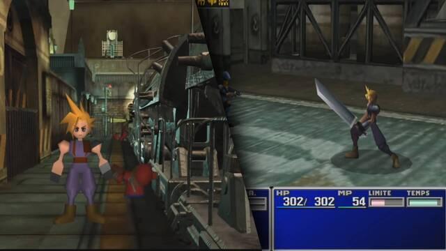Final Fantasy 7 recibe gráficos HD gracias a un mod creado con inteligencia artificial.
