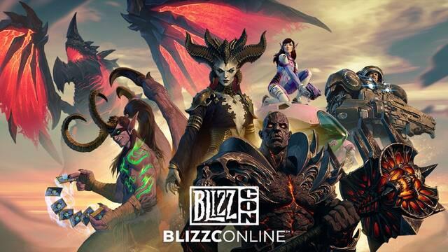 BlizzConline fechas horas eventos juegos