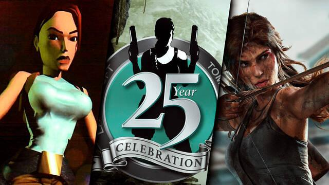 25 años de Tomb Raider aniversario