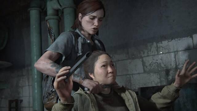 The Last of Us 2 y la animación secreta de Ellie
