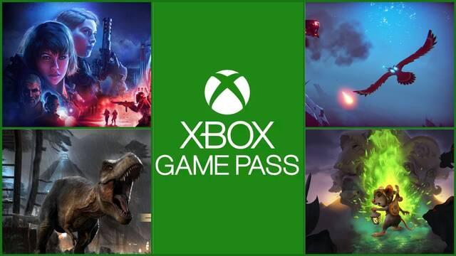 Nuevos juegos de Xbox Game Pass en febrero.