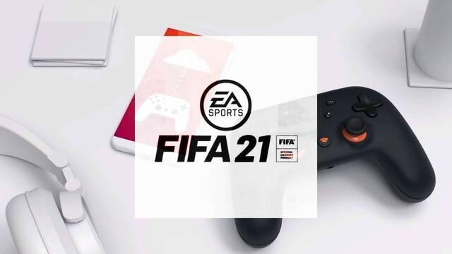 FIFA 21 saldrá en Stadia el 17 de marzo.