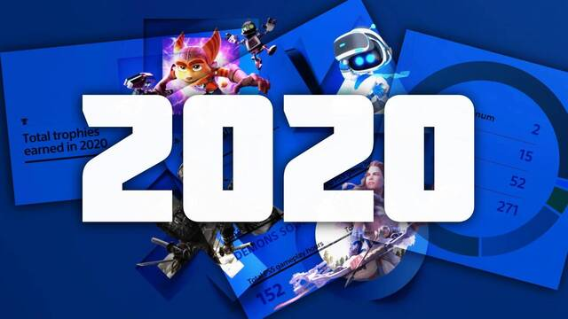Resumen de 2020 en PS4 y PS5.