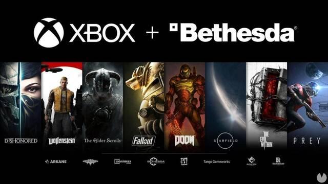 Xbox Bethesda Microsoft evento